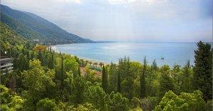 Абхазия - курорт Гагры