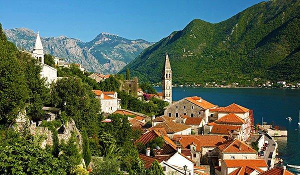 Купить авиабилеты в черногории